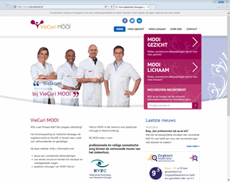 Website VieCuri MOOI